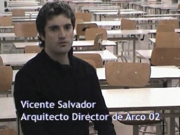 "Reportaje Especial / special report  ETSAM (UPM) ""Vicente Salvador y la Arquitectura Chill-Out"" / ""Vicente Salvador and the Chill-Out Architecture"" , Nov. 2002"